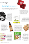 Total Body Magazine Features Serum Vitale