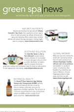 Green Spa News